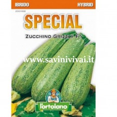 Buste Special di Zucchino Grizzly F1